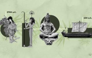 Qual foi a primeira civilização a usar cannabis