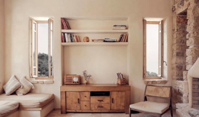 Casa de Hempcrete do Tav Group, em Israel