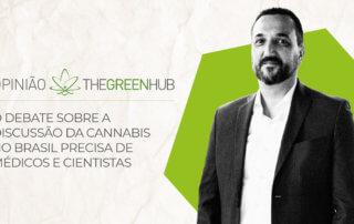 discussão sobre cannabis no Brasil