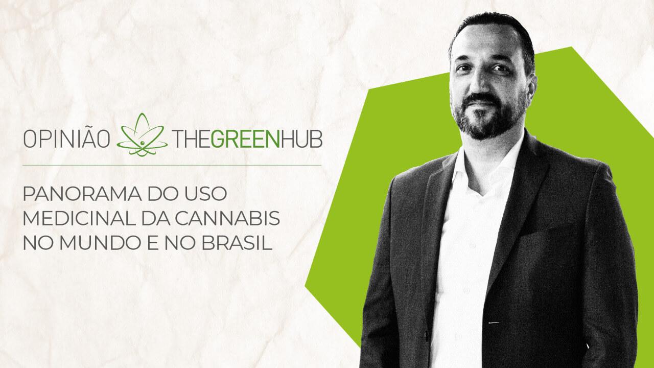 uso medicinal da cannabis no mundo