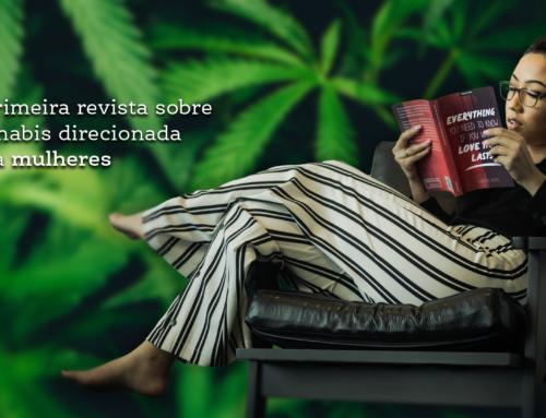 A primeira revista sobre cannabis direcionada para mulheres