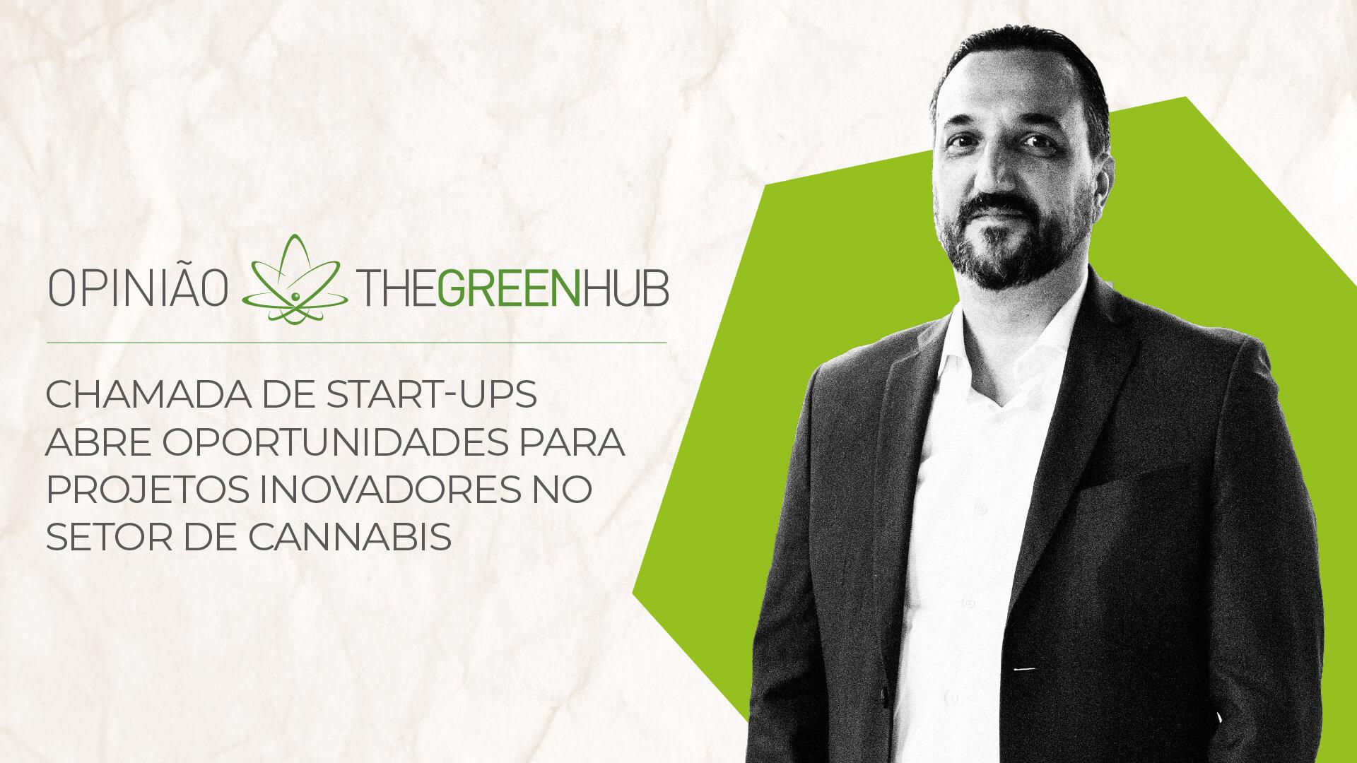 Chamada de start-ups abre oportunidades para projetos inovadores no setor de cannabis