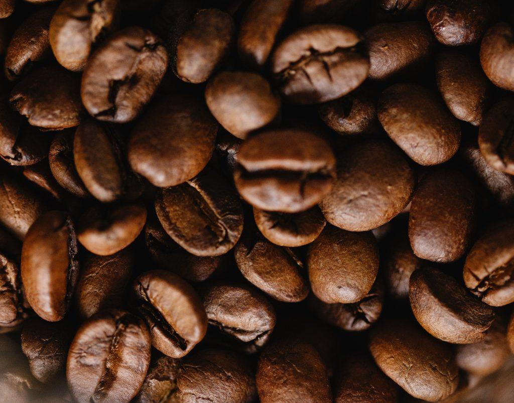 Café com CBD - Grãos de café